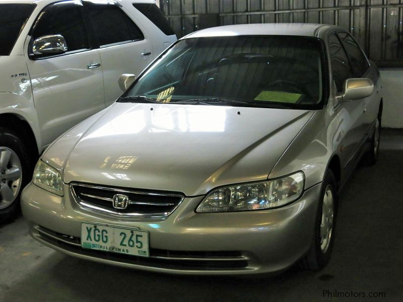 Used Honda Accord 2002 Accord For Sale Pasig City