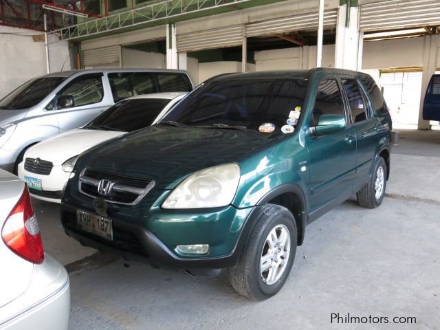 Used Honda CR-V | 2002 CR-V for sale | Quezon City Honda CR-V sales | Honda CR-V Price ₱295,000 ...