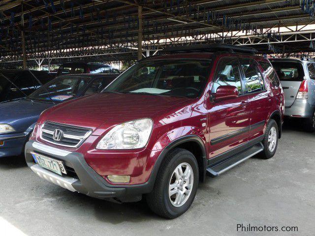 Used Honda CR-V | 2002 CR-V for sale | Pasay City Honda CR-V sales | Honda CR-V Price ₱330,000 ...