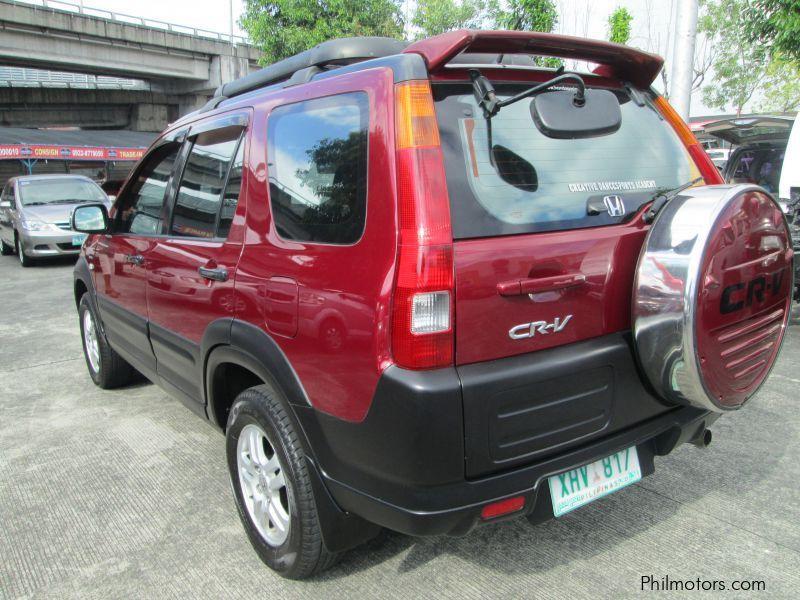 Used Honda CR-V | 2002 CR-V for sale | Paranaque City Honda CR-V sales | Honda CR-V Price ...