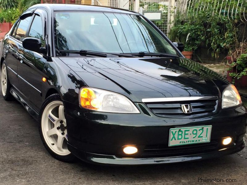 Honda Civic Dimension Vtec3 Body Lxi In Philippines