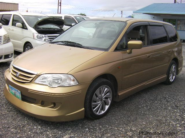 Used Honda ODYSSEY | 2002 ODYSSEY for sale | Quezon City ...