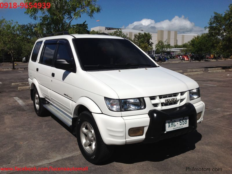 Used Isuzu Crosswind Xuv 2002 Crosswind Xuv For Sale Quezon Isuzu Crosswind Xuv Sales