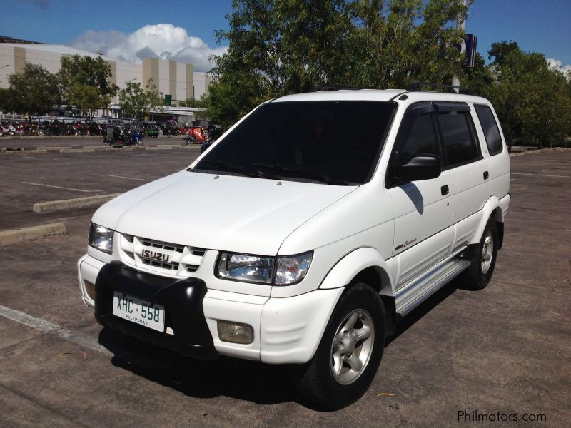 2014 Ford Escape For Sale >> Used Isuzu Crosswind XUV | 2002 Crosswind XUV for sale ...