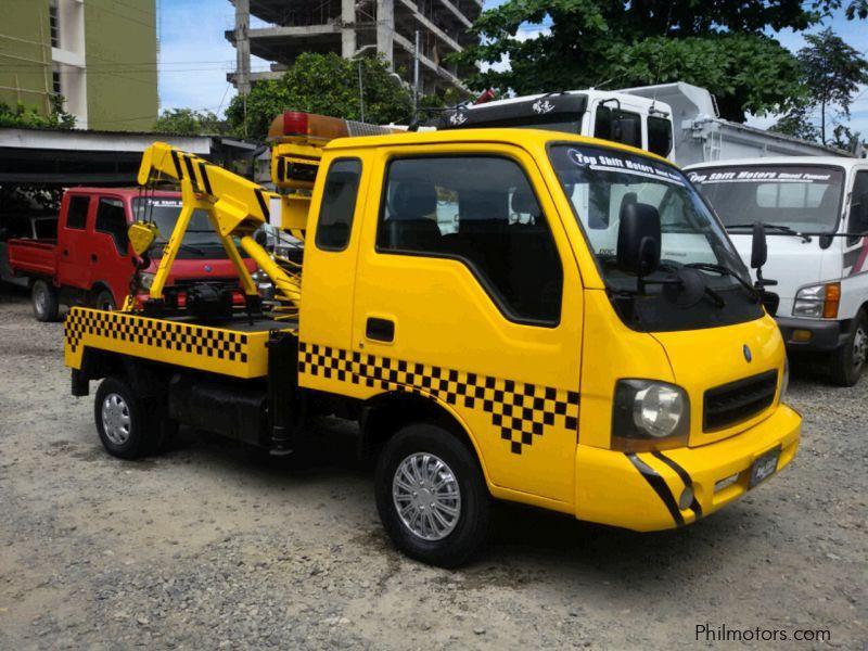 Used Kia Bongo Tow Truck 2002 Bongo Tow Truck For Sale