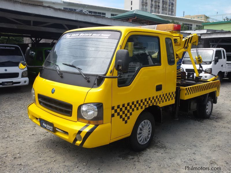 Used kia bongo tow truck 2002 bongo tow truck for sale for Used car motors for sale