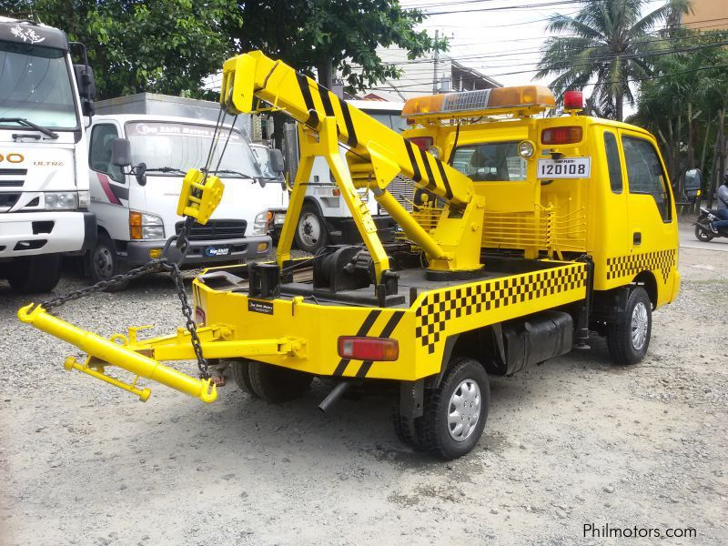 Used kia bongo tow truck 2002 bongo tow truck for sale for Used tow motors for sale