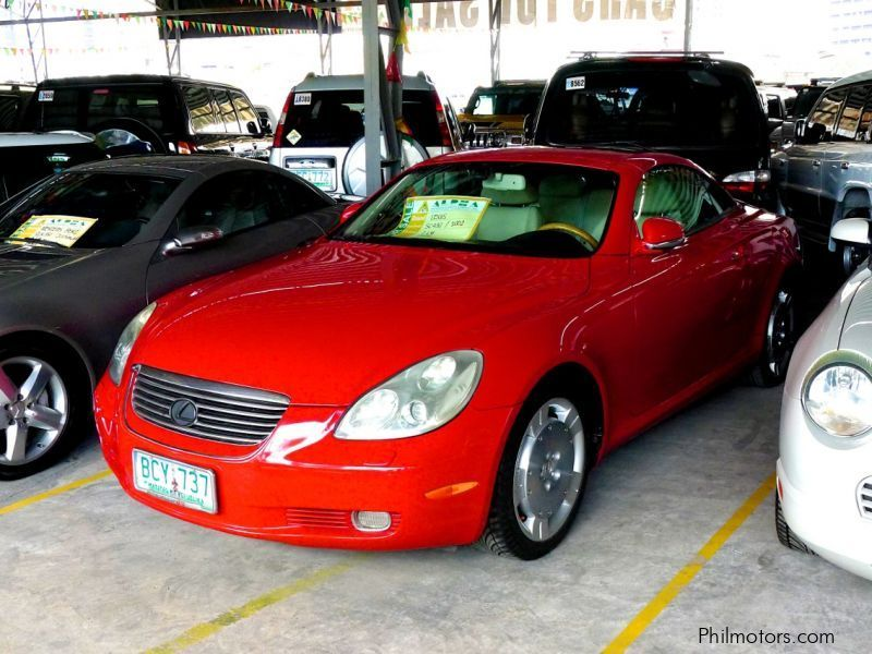 used lexus sc430 2002 sc430 for sale pasig city lexus. Black Bedroom Furniture Sets. Home Design Ideas