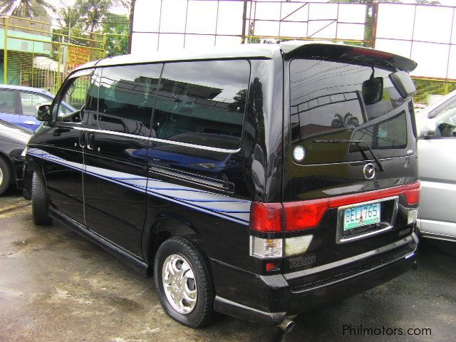 Used Mazda FRIENDEE | 2002 FRIENDEE for sale | Quezon City ...