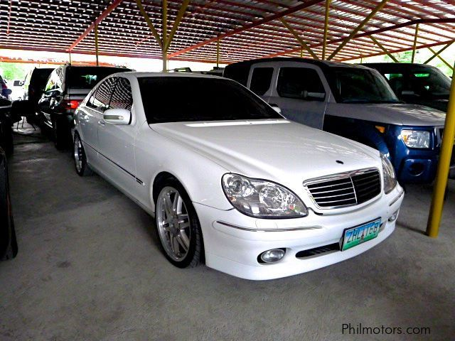Used mercedes benz s500 brabus 2002 s500 brabus for sale for Used s500 mercedes benz for sale