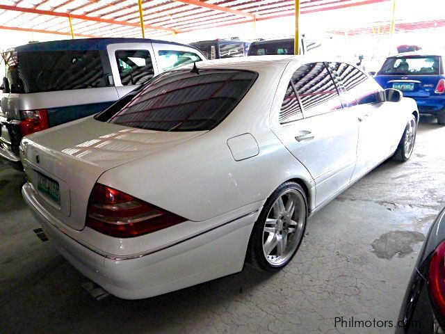Used mercedes benz s500 brabus 2002 s500 brabus for sale for Mercedes benz 2002 s500 for sale