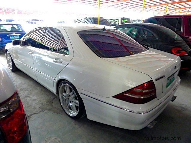 Used mercedes benz s500 brabus 2002 s500 brabus for sale for Used cars for sale mercedes benz