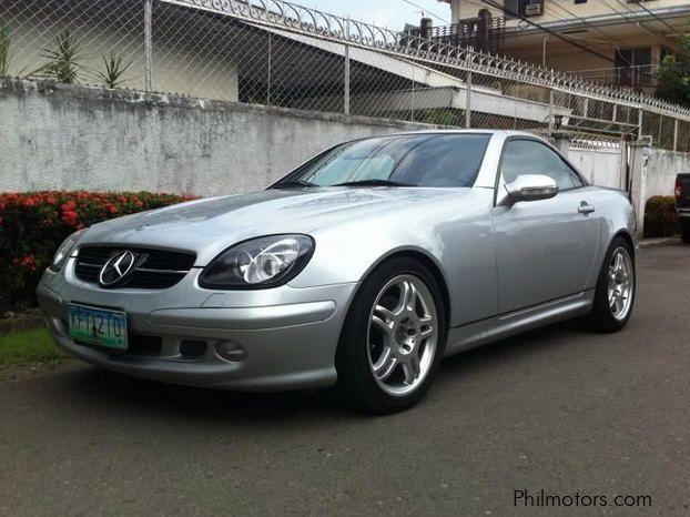 Used mercedes benz slk 320 2002 slk 320 for sale cebu for Mercedes benz 320 price