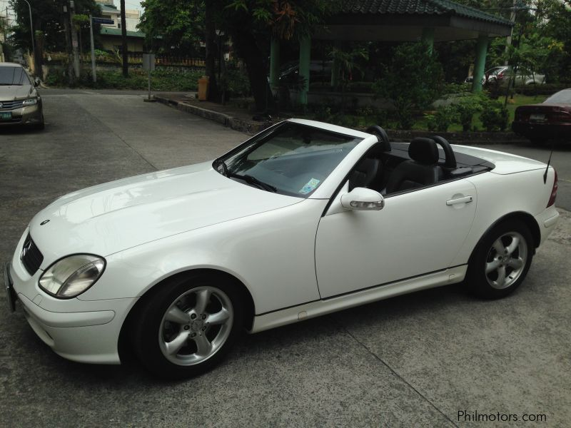 Maserati Philippines Price >> Used Mercedes-Benz SLK320 | 2002 SLK320 for sale | Quezon City Mercedes-Benz SLK320 sales ...