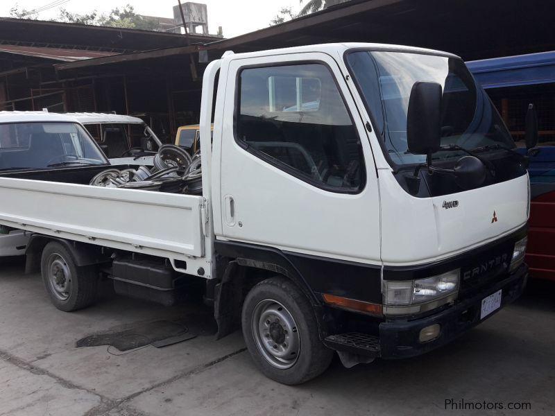 2002 Mitsubishi 4x4 Canter Truck 4M40 Rear single Tires car Photos