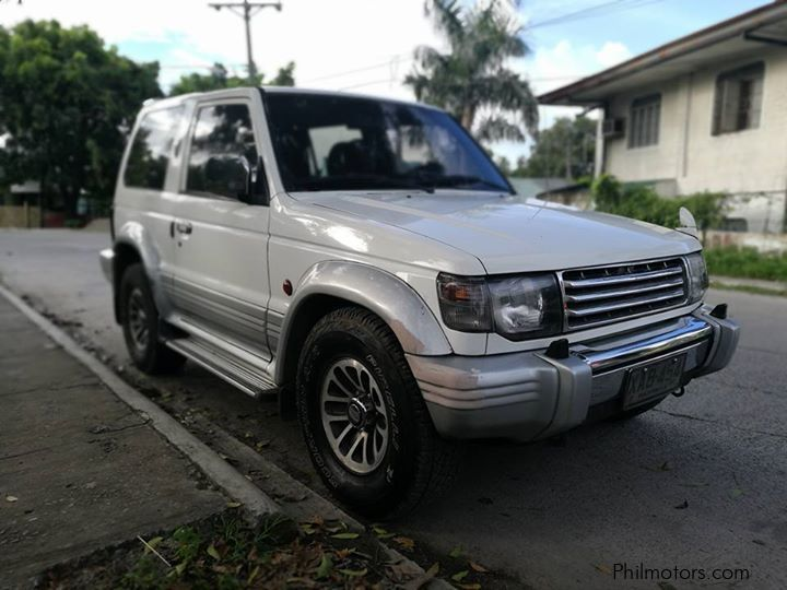 Used Mitsubishi Pajero 3door 4x4 2002 Pajero 3door 4x4 For Sale Marikina City Mitsubishi