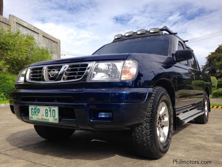 used nissan frontier 2002 frontier for sale quezon city nissan frontier sales nissan. Black Bedroom Furniture Sets. Home Design Ideas