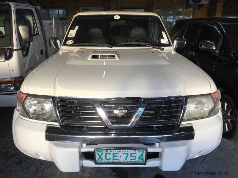Used Nissan Patrol 2002 Patrol For Sale Quezon City