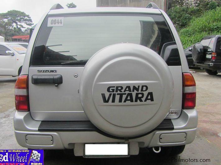 Suzuki Grand Vitara For Sale Ireland