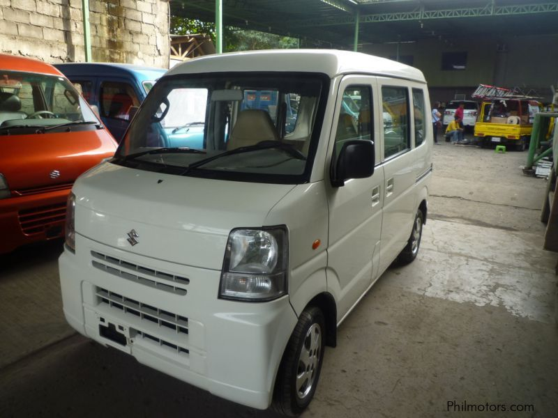 Galerry suzuki multicab van in philippines