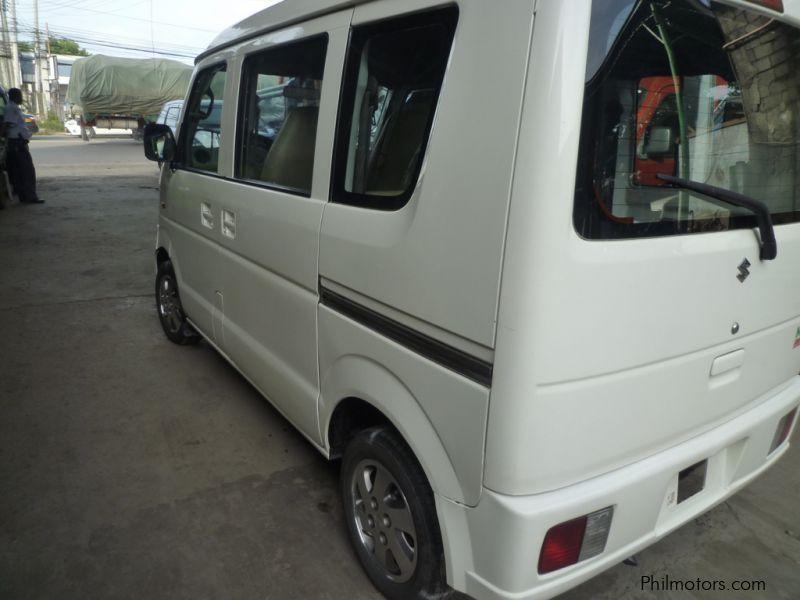 Used Suzuki Multicab Transformer Van 4x2 Automatic Drive