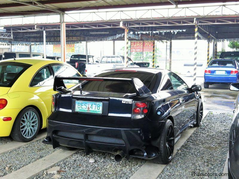 Used Toyota Celica 2002 Celica For Sale Quezon City