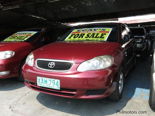 Used Toyota Corolla Altis  2002 Corolla Altis for sale  Quezon