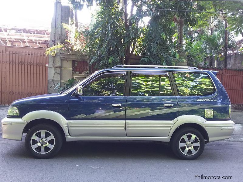 Used Toyota Revo  2002 Revo for sale  Quezon City Toyota Revo
