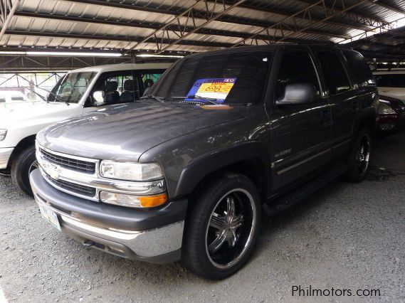 Used Chevrolet Tahoe 2003 Tahoe For Sale Pasay City Chevrolet Tahoe Sales Chevrolet Tahoe Price 698 000 Used Cars