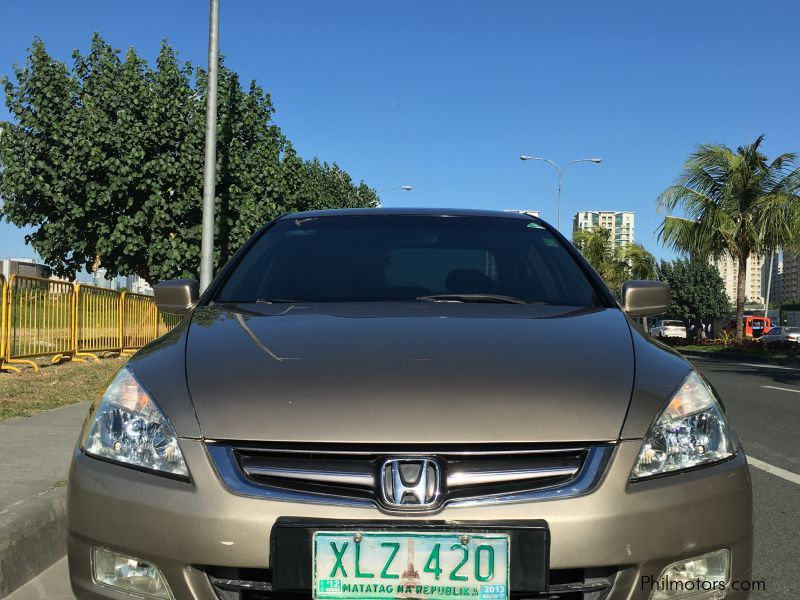2003 honda accord manual for sale