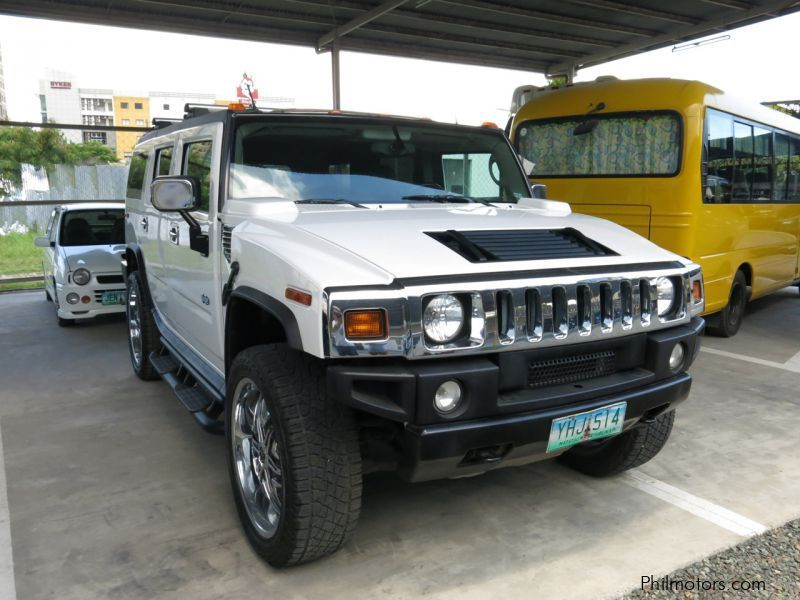 Used Hummer H2 2003 H2 For Sale Cebu Hummer H2 Sales