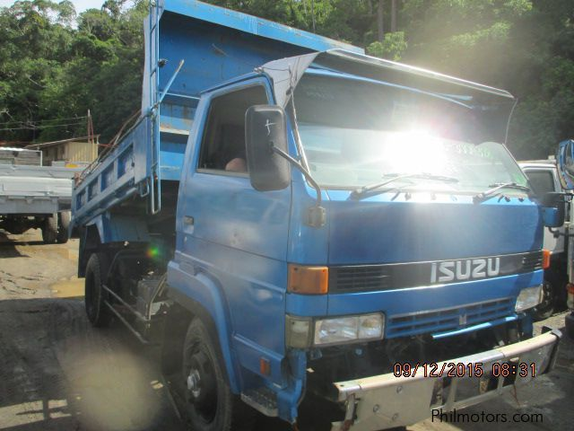 Used Isuzu Forward Nrr Dump Truck 2003 Forward Nrr Dump
