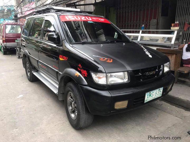 2003 Isuzu Crosswind Car Photos Automatic Transmissions 154 Km