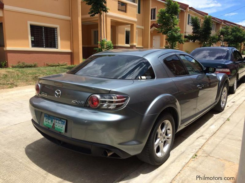 used mazda rx8 2003 rx8 for sale quezon mazda rx8 sales mazda rx8 price 338 000 used cars. Black Bedroom Furniture Sets. Home Design Ideas