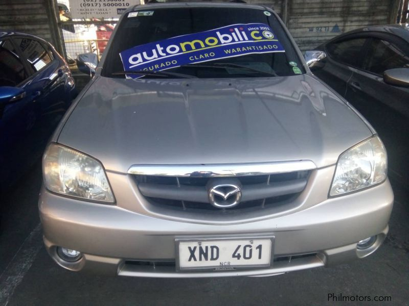 used mazda tribute 2003 tribute for sale paranaque city mazda tribute sales mazda tribute price 198,000 used cars