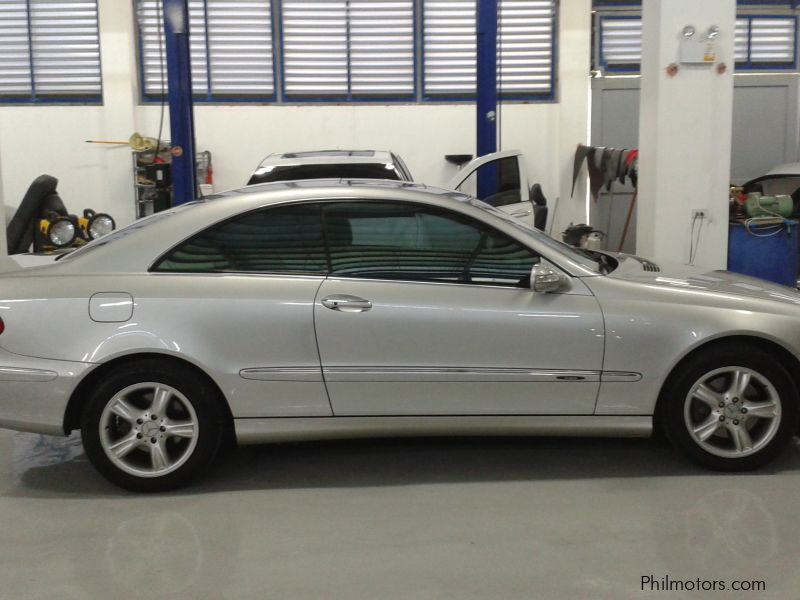 Used Mercedes Benz Clk 240 2003 Clk 240 For Sale