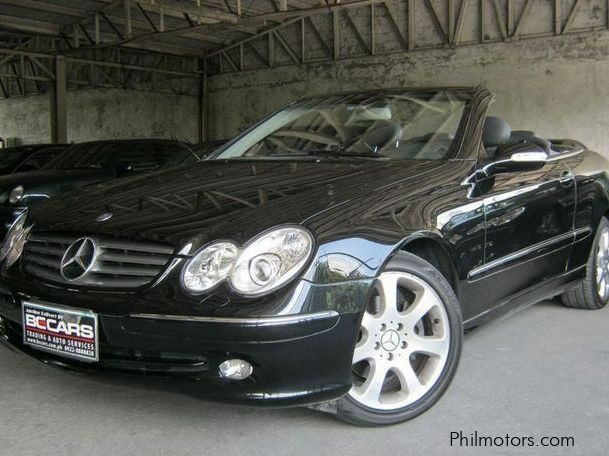 Used mercedes benz clk 320 2003 clk 320 for sale pasig for Mercedes benz clk 320 price