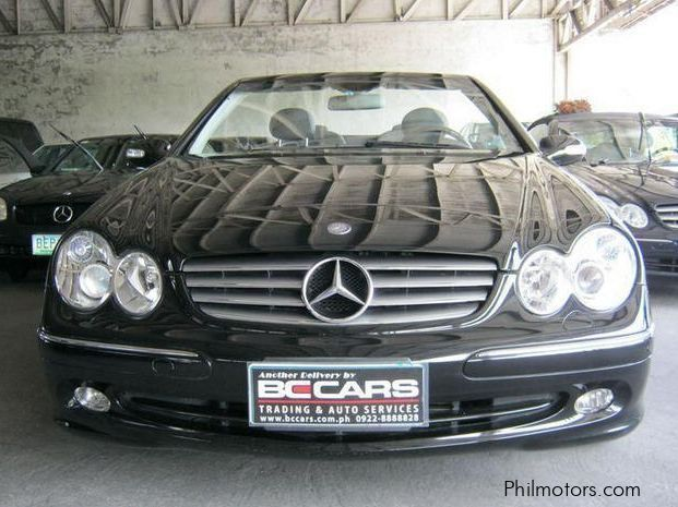Used mercedes benz clk 320 2003 clk 320 for sale pasig for Mercedes benz 320 price