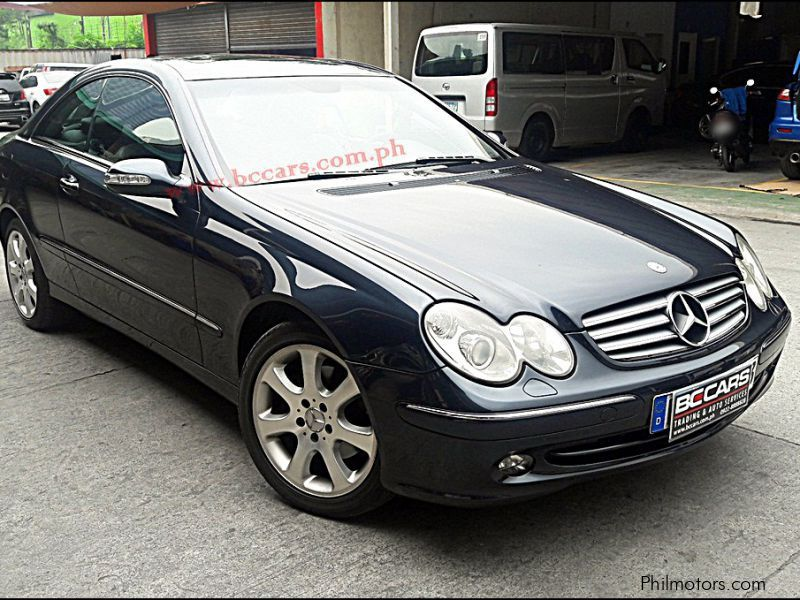 Used mercedes benz clk320 2003 clk320 for sale pasig for Mercedes benz price philippines