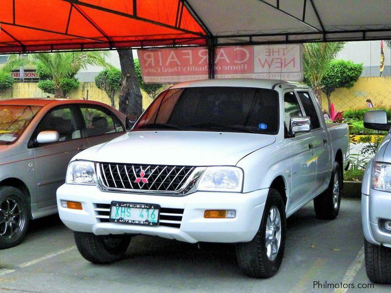 Used Mitsubishi L200 | 2003 L200 for sale | Rizal Mitsubishi