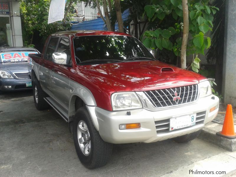 used mitsubishi strada l200 4x4 depopsit 2003 strada l200 4x4 depopsit for sale muntinlupa. Black Bedroom Furniture Sets. Home Design Ideas