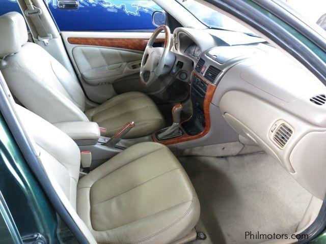 Used Nissan Exalta Quot Grandeur Quot Gs 2003 Exalta
