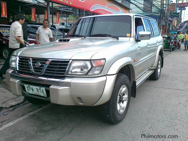 Used Nissan Patrol 2003 Patrol For Sale Quezon City