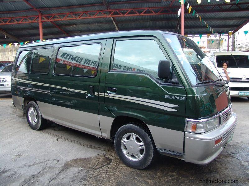 Nissan Urvan Second Hand Cars Philippines   Autos Post