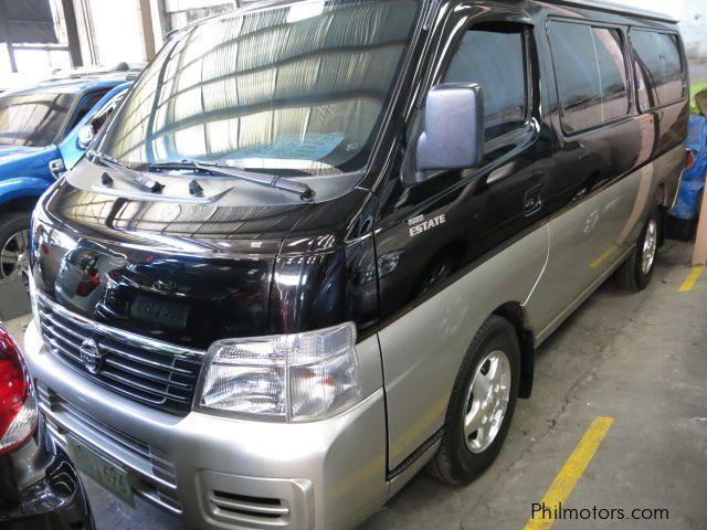 Used Nissan Urvan Estate | 2003 Urvan Estate for sale | Quezon City ...