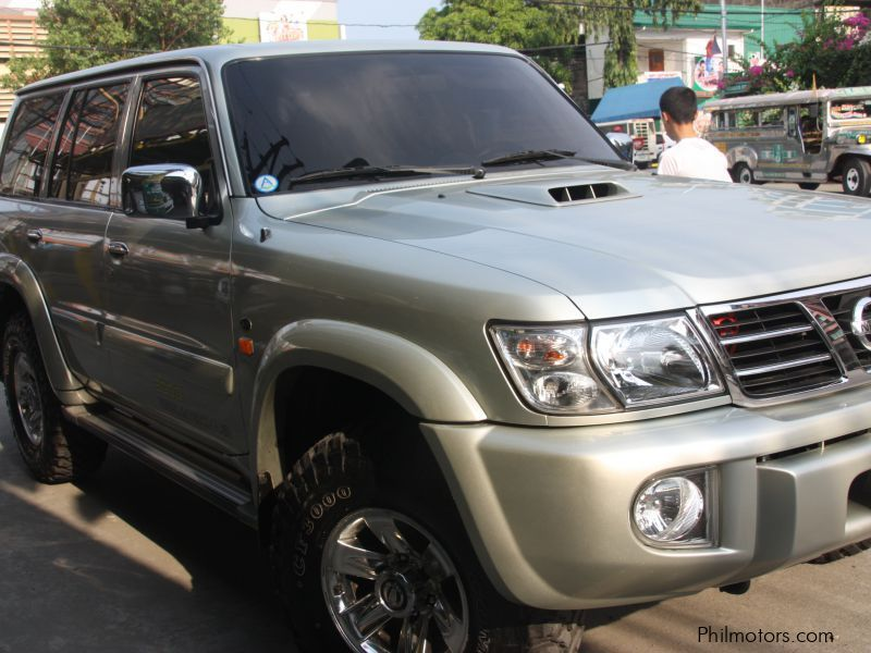 used nissan patrol 2003 patrol for sale manila nissan patrol rh philmotors com 2005 nissan patrol service manual 2005 nissan patrol parts manual