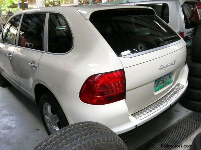 Auto Supply Business For Sale Philippines: 2003 Cayenne For Sale