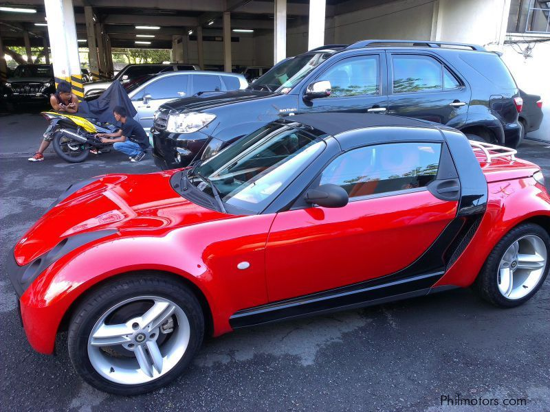 Used Smart Roadster 2003 Roadster For Sale Makati City