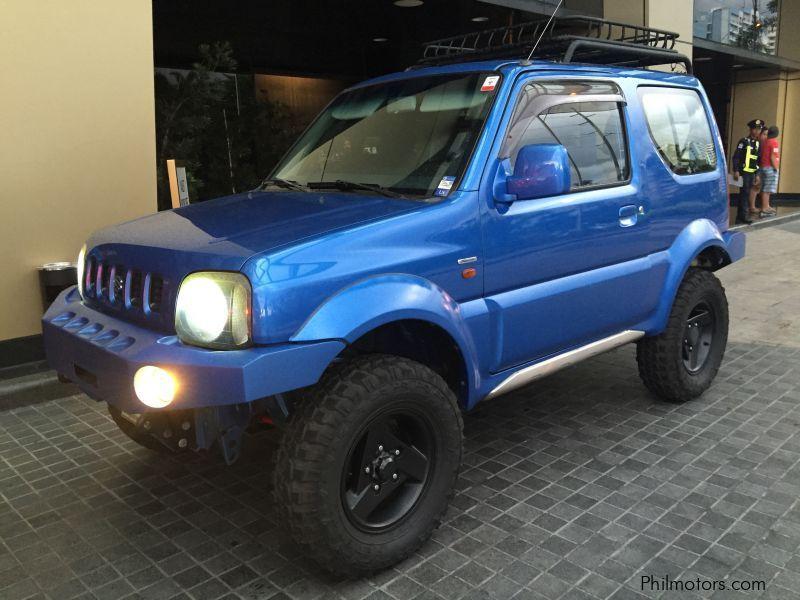 Private Sale Suzuki Jimny X