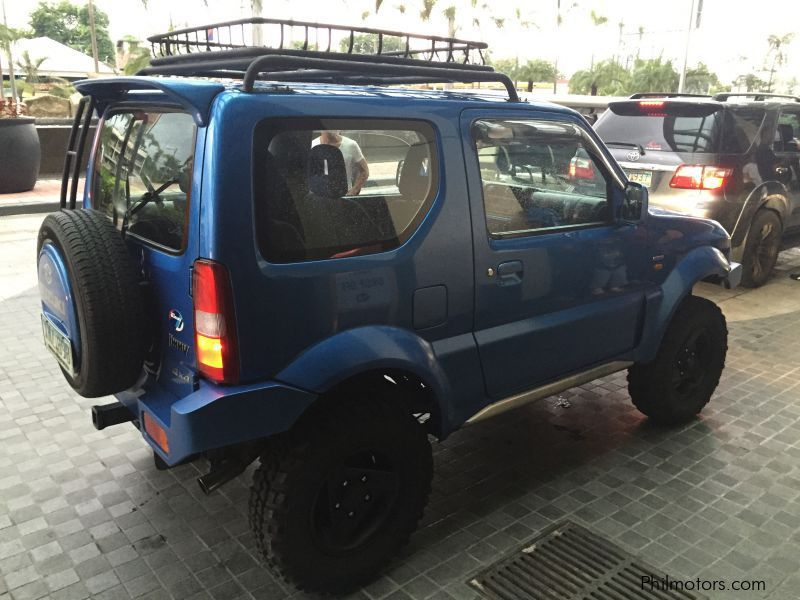 Pre Owned Suzuki Jimny In The Philippines